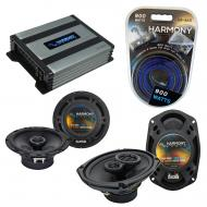Compatible with Hyundai Azera 2006-2011 EOM Speaker Replacement Harmony R65 R69 & Harmony HA-...