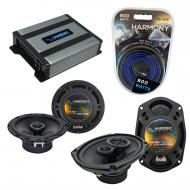 Compatible with Hyundai Entourage 2007-2008 Speaker Replacement Harmony Speakers & Harmony HA...