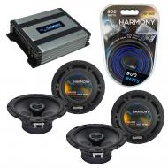 Compatible with Infiniti FX35-FX45 2003-2008 Speaker Replacement Harmony (2) R65 & Harmony HA...