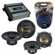 Compatible with Isuzu Impulse 1983-1989 OEM Speaker Replacement Harmony R65 R5 & Harmony HA-A...