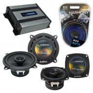 Compatible with Isuzu Impulse 1990-1993 OEM Speaker Replacement Harmony R5 R4 & Harmony HA-A4...
