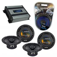 Compatible with Jaguar X-Type 2001-2008 OEM Speaker Replacement Harmony (2) R65 & Harmony HA-...