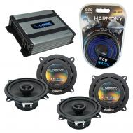 Compatible with Jaguar XJ 1986-1993 OEM Speaker Replacement Harmony (2) R5 & Harmony HA-A400....