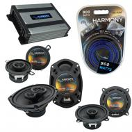 Compatible with Jaguar XK 97-05 OEM Speaker Replacement Harmony R5 R35 R69 & Harmony HA-A400....