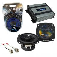 Compatible with Isuzu Truck 1988-1988 OEM Speaker Replacement Harmony R4 & Harmony HA-A400.4 ...