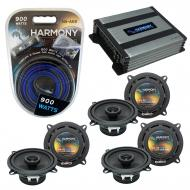 Compatible with Land Rover Freelander 02-06 OEM Speaker Replacement Harmony (3) R5 & Harmony ...