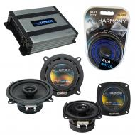Compatible with Mazda 626 1978-1985 Factory Speaker Replacement Harmony R4 R5 & Harmony HA-A4...