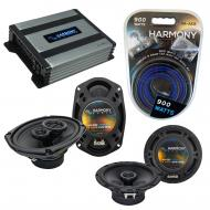 Compatible with Mazda Millenia 94-02 OEM Speaker Replacement Harmony R65 R69 & Harmony HA-A40...