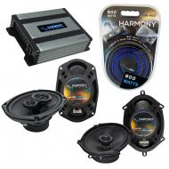 Compatible with Mazda MPV Van 00-06 OEM Speaker Replacement Harmony R68 R69 & Harmony HA-A400...