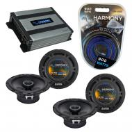 Compatible with Mazda MPV Van 1996-1999 OEM Speaker Replacement Harmony (2) R65 & Harmony HA-...
