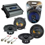 Compatible with Mazda MX6 1986-1989 Factory Speaker Replacement Harmony R5 R65 & Harmony HA-A...
