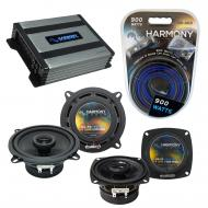 Compatible with Mercedes 260 Series 86-89 OEM Speaker Replacement Harmony R4 R5 & Harmony HA-...