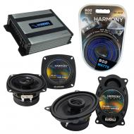 Compatible with Mercedes 420 Series 86-96 OEM Speaker Replacement Harmony R4 R46 & Harmony HA...