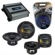 Compatible with Mercedes 500 Series 95-96 OEM Speaker Replacement Harmony R4 R65 & Harmony HA...