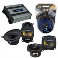 Compatible with Mercedes 560 Series 86-93 OEM Speaker Replacement Harmony R4 R46 & Harmony HA...