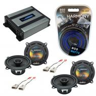 Compatible with Mercury Tracer 1991-1996 OEM Speaker Replacement Harmony (2) R5 & Harmony HA-...