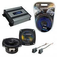 Compatible with Mitsubishi Mighty Max 87-96 OEM Speaker Replacement Harmony R4 & Harmony HA-A...