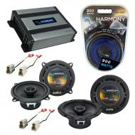 Compatible with Nissan Pulsar 1987-1990 Factory Speaker Replacement Harmony R65 R5 & Harmony ...