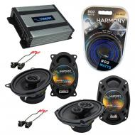 Compatible with Oldsmobile Cutlass 1997-1999 OEM Speaker Replacement Harmony Speakers & Harmo...