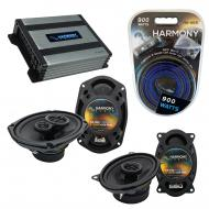 Compatible with Oldsmobile LSS 1996-1999 OEM Speaker Replacement Harmony R46 R69 & Harmony HA...