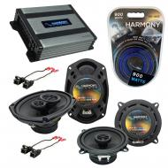 Compatible with Oldsmobile Ninety-Eight 1994-1996 OEM Speaker Replacement Harmony & Harmony H...