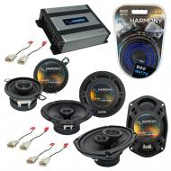 Compatible with Plymouth Neon 2000-2001 OEM Speaker Replacement Harmony R65 R35 & Harmony HA-...