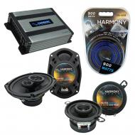 Compatible with Plymouth Volare 1976-1980 OEM Speaker Replacement Harmony R35 R69 & Harmony H...