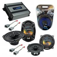 Compatible with Plymouth Voyager 1984-1995 OEM Speaker Replacement Harmony R5 R69 & Harmony H...