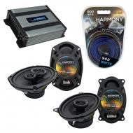 Compatible with Pontiac 6000 1982-1991 Factory Speaker Replacement Harmony R46 R69 & Harmony ...