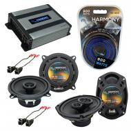 Compatible with Pontiac Grand Prix 1994-2003 OEM Speaker Replacement Harmony Speakers & Harmo...