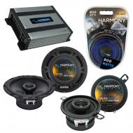 Compatible with Pontiac TransSport APV 1990-1992 OEM Speaker Replacement Harmony & Harmony HA...