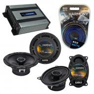Compatible with Pontiac TransSport APV 1993-1996 OEM Speaker Replacement Harmony & Harmony HA...