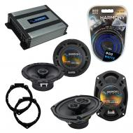 Compatible with Pontiac G6 2009-2009 Factory Speaker Replacement Harmony R65 R69 & Harmony HA...