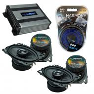 Compatible with Porsche 944 1983-1993 Factory Speakers Replacement Harmony (2) C46 & Harmony ...