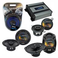 Compatible with Pontiac G8 2008-2009 OEM Speaker Replacement Harmony R65 R35 R69 & Harmony HA...