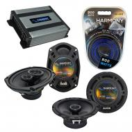 Compatible with Saturn Aura 2007-2009 Factory Speaker Replacement Harmony R65 R69 & Harmony H...