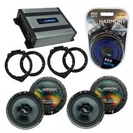 Compatible with Saturn Outlook 2007-2009 OEM Speakers Replacement Harmony (2) C65 & Harmony H...