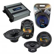 Compatible with Saturn Relay 2005-2007 Factory Speaker Replacement Harmony R65 R69 & Harmony ...