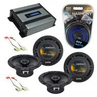 Compatible with Saturn SL1/SL2/Sport Coupe 1991-1999 OEM Speaker Replacement Harmony & Harmon...