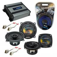 Compatible with Subaru Justy 1987-1994 Factory Speaker Replacement Harmony R46 R5 & Harmony H...