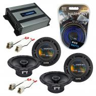 Compatible with Subaru Legacy 1990-1994 Factory Speaker Replacement Harmony (2) R65 & Harmony...