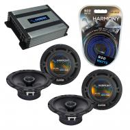 Compatible with Subaru Outback Sport 2005-2006 Speaker Replacement Harmony 2 R65 & Harmony HA...