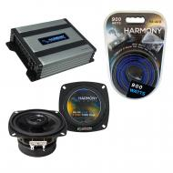 Compatible with Subaru Brat Truck 1975-1987 Speaker Replacement Harmony R4 & Harmony HA-A400....