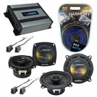 Compatible with Toyota Celica 1982-1985 Factory Speaker Replacement Harmony R4 R5 & Harmony H...