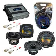 Compatible with Toyota Celica 1990-1993 Factory Speaker Replacement Harmony R4 R5 & Harmony H...