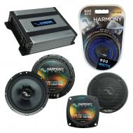 Compatible with Toyota Paseo 1992-1995 Factory Speakers Replacement Harmony C4 C65 & Harmony ...