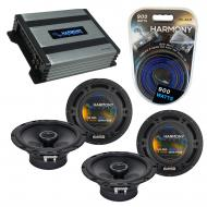 Compatible with Toyota Paseo 1996-1997 Factory Speaker Replacement Harmony (2) R65 & Harmony ...
