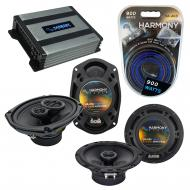 Compatible with Toyota Echo 2000-2005 Factory Speaker Replacement Harmony R65 R69 & Harmony H...