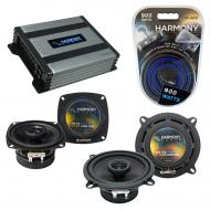 Compatible with Toyota Supra 1983-1985 Factory Speaker Replacement Harmony R4 R5 & Harmony HA...