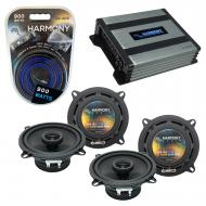 Compatible with Toyota Tercel 1980-1982 Factory Speaker Replacement Harmony R4 R5 & Harmony H...